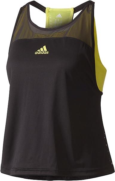 adidas Us Series Camiseta de Tenis, Mujer: Amazon.es: Ropa y ...