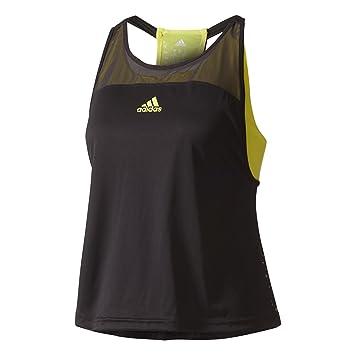 adidas Damen US Series Tanktop, Black, 32: : Sport