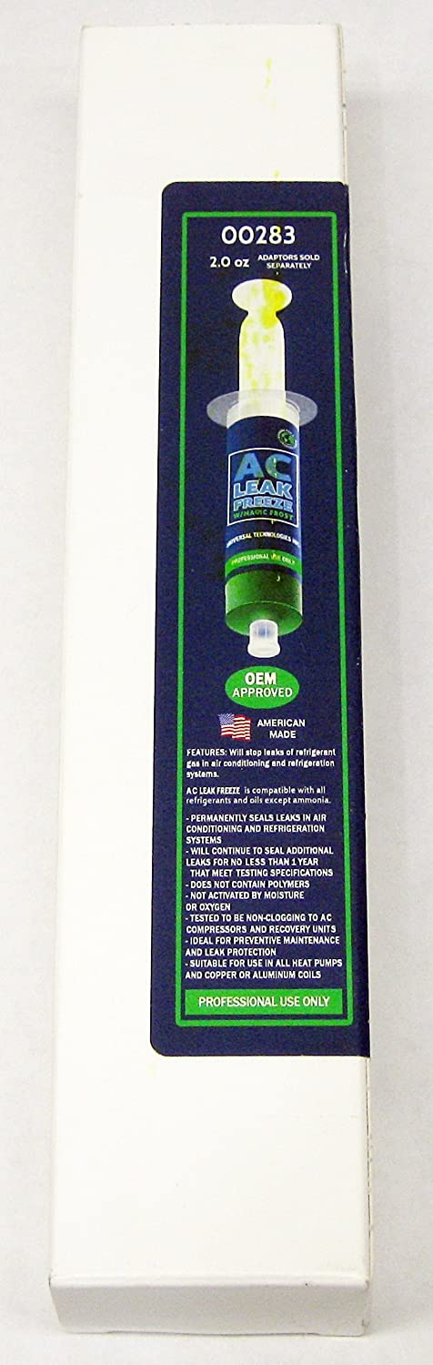 cbcba834e0a0d Amazon.com: A/C Leak Freeze 00283 with Magic Frost 2.0oz Cartridge ...