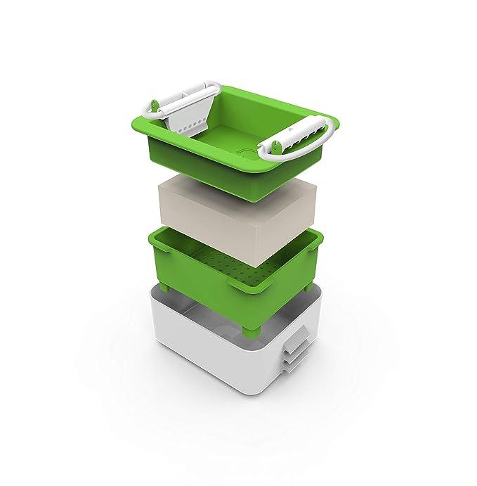 Tofu Press – una prensa única y elegante para transformar tu tofu