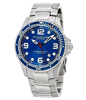 Stuhrling Original Aquadiver Grand Regatta Diver Watch