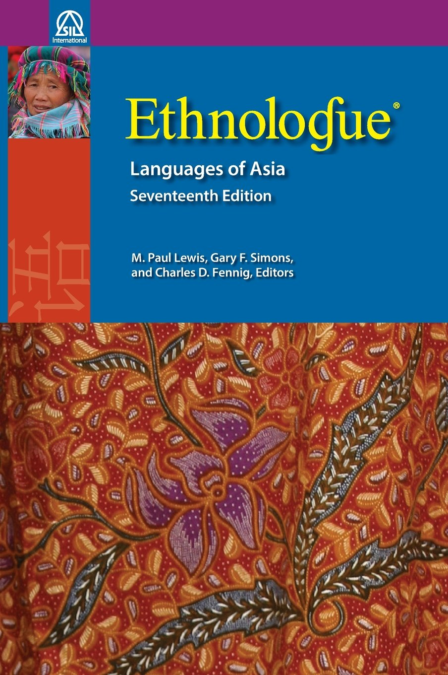 Ethnologue: Languages of Asia, 17th Edition