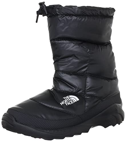 86d934c28 THE NORTH FACE Nuptse Bootie III Snow Boots Womens Black Schwarz ...