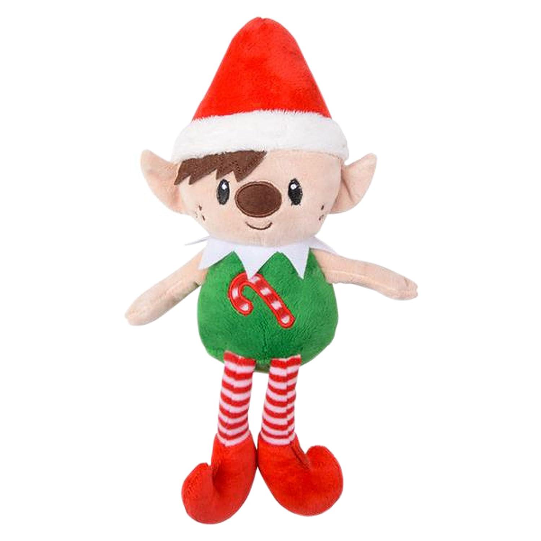 Amazon Com Elf Plush Christmas Stuffed Toys 9 Tall Stocking