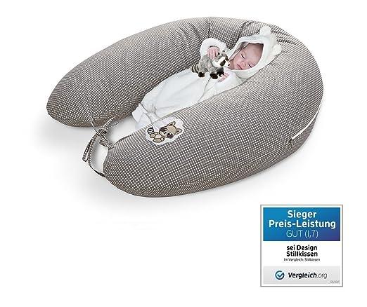 141 opinioni per Qualità bambino cuscino gravidanza di cura di Sei Design 170 x 30cm, riempimento