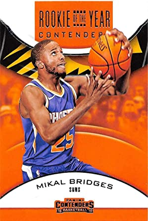 19 NBA Contenders Rookie