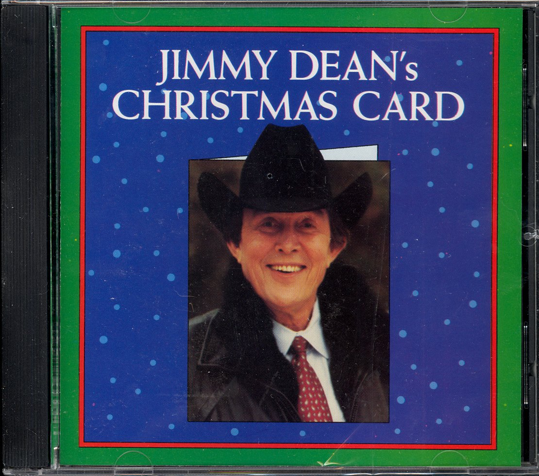 Jimmy Dean - Jimmy Dean's Christmas Card - Amazon com Music