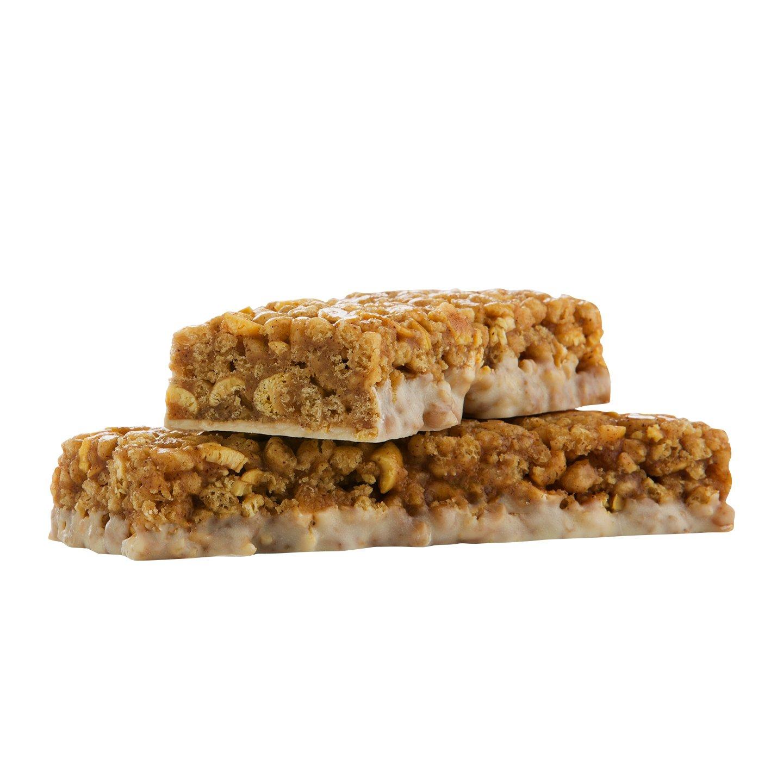 WonderSlim High Protein Meal Replacement Bar - High Fiber, Kosher, Crispy Cinnamon (7 Count) by WonderSlim (Image #4)