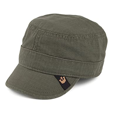 724d3fbc0e Goorin Bros. Private Cadet Army Cap II - Olive X-LARGE  Amazon.co.uk   Clothing