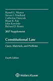 Constitutional Law: Cases Materials and Problems, Fourth Edition, 2017 Supplement (Supplements)