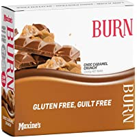 Maxine Burn Caramel Crunch Flavour 12 Protein Bars, Caramel Crunch480 grams, Pack of 12