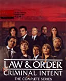 Law & Order: Criminal Intent - The Complete Series