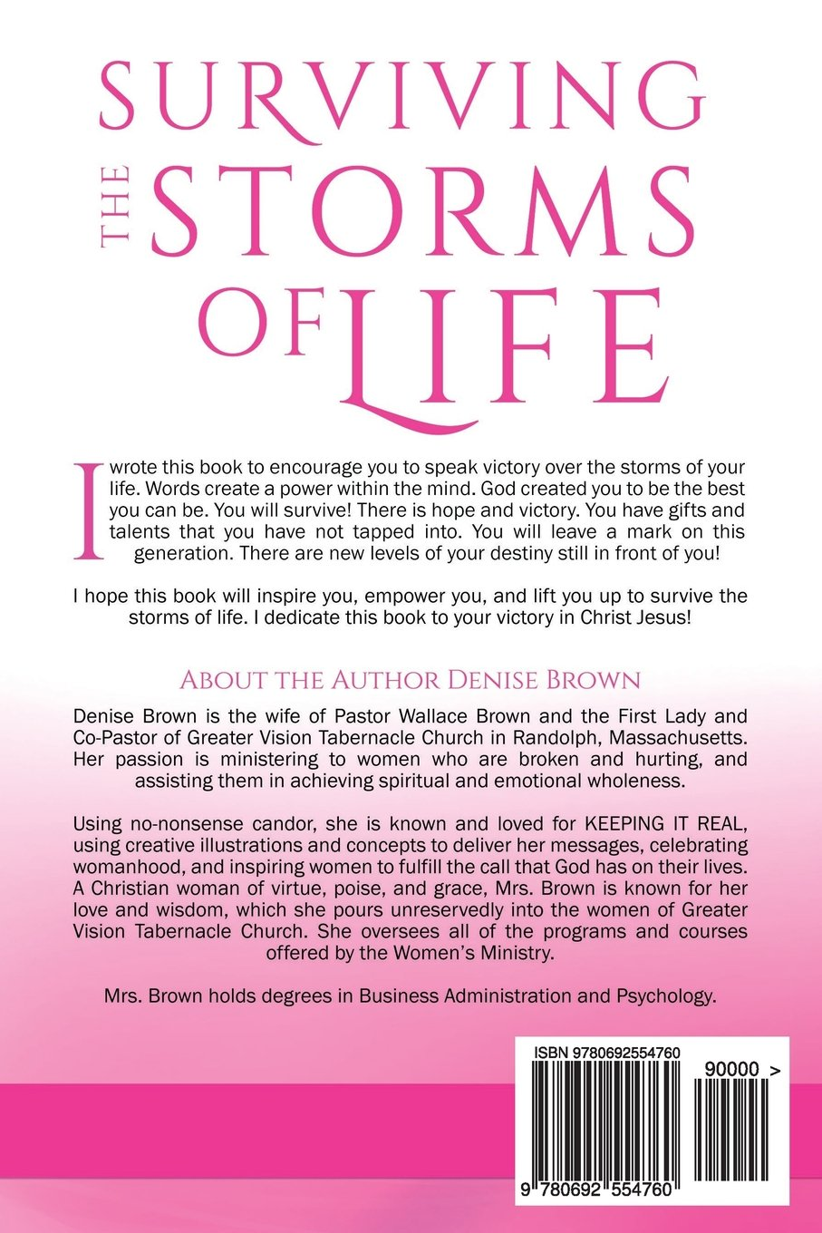 Amazon.com: Surviving the Storms of Life: God\'s Storm Gear and ...