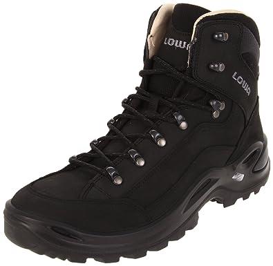 Schuhwerk neueste Größe 7 Lowa Women's Renegade LL Mid Hiking Boot, Black, 5.5 M US ...