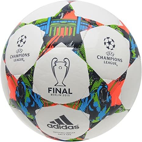 adidas Finale Berlin 2015 – Pelota de fútbol Sala, tamaño 5 ...