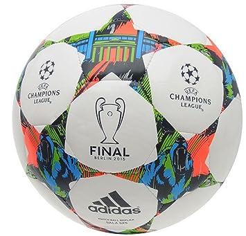 adidas Finale Berlin 2015 - Pelota de fútbol Sala, tamaño 5 ...