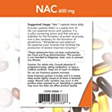 NOW Supplements, NAC  (N-Acetyl Cysteine)600 mg