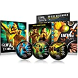 Beachbody Core De Force Mixed Martial Arts Workout DVD Programme BASE KIT - kickbox, box and muay thai workouts