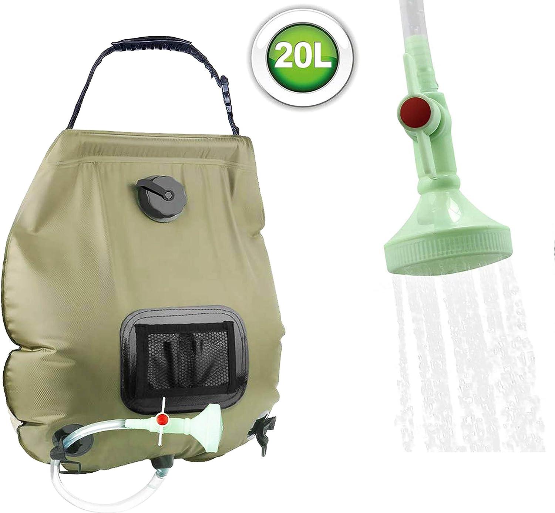 OREAD Solar Shower Bag