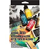 Ranger Distress Alcohol Ink Kit, Synthetic Material Multicoloured, 19 x 11.5 x 3.9 cm