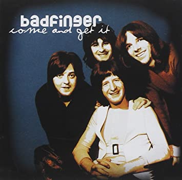 Image result for come and get it badfinger single images