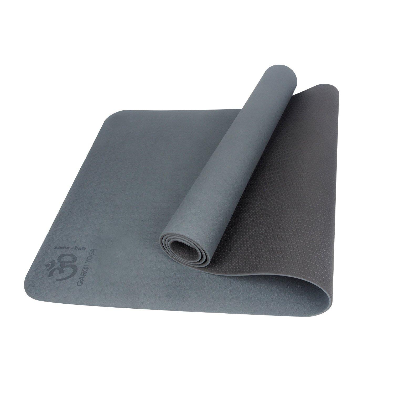CARQI Yoga Mat, Eco Friendly Non Slip Premium Anti-Tear Exercise Mat for Beginners and Professor, 72