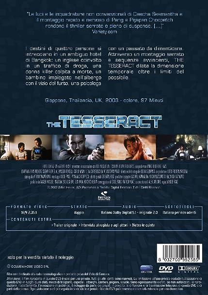 The_Tesseract [Italia] [DVD]: Amazon.es: Saskia Reeves ...