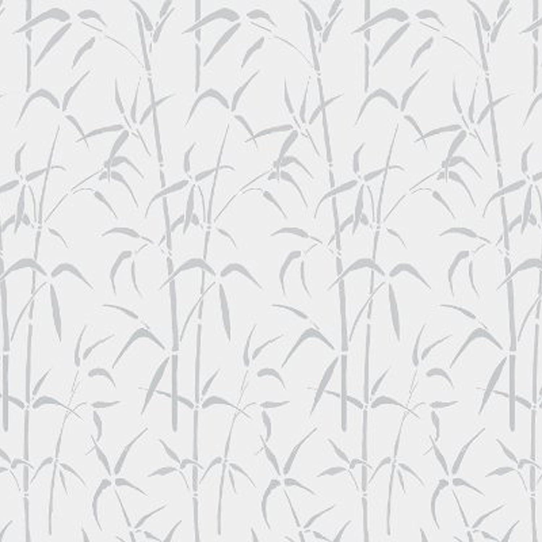 d-c-fix/® Sticky Back Plastic self adhesive vinyl window film Bamboo White 45cm x 2m 346-0433