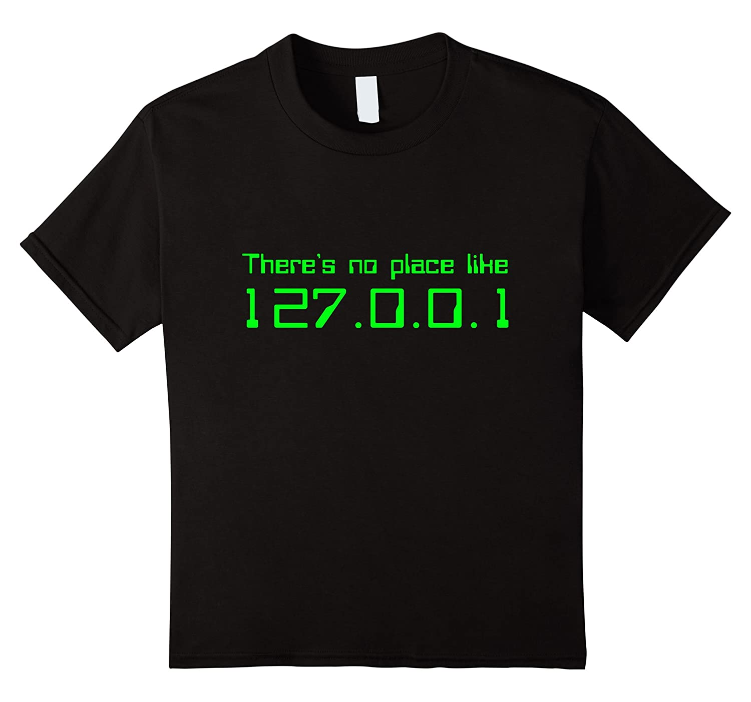 Theres place 127 0 0 1 Large Black-Tovacu