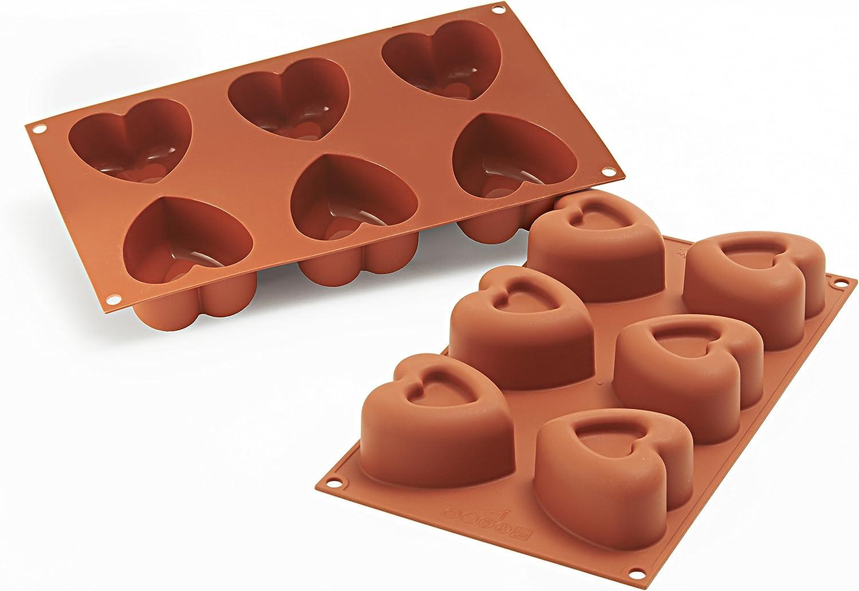 Santa-Reindeer Assortment Cybrtrayd C014 Christmas Chocolate Candy Making Mold