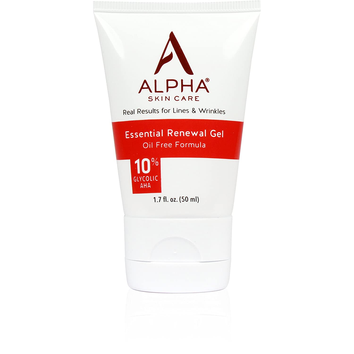 Alpha Hydrox Oil-Free Essential Renewal Gel Facial Treatment, 1.7 Oz Lumene Klassikko Moisturizing Day Cream 50ml