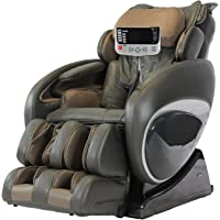 Osaki OS4000TC Model OS-4000T Zero Gravity Massage Chair, Charcoal, Computer Body Scan, Zero Gravity Design, Unique Foot roller, Next Generation Air Massage Technology, Arm Air Massagers