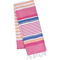 DII 1% Cotton Turkish Fouta Towel, Fast Drying, Ultra Soft, Absorbent Multi Use Blanket