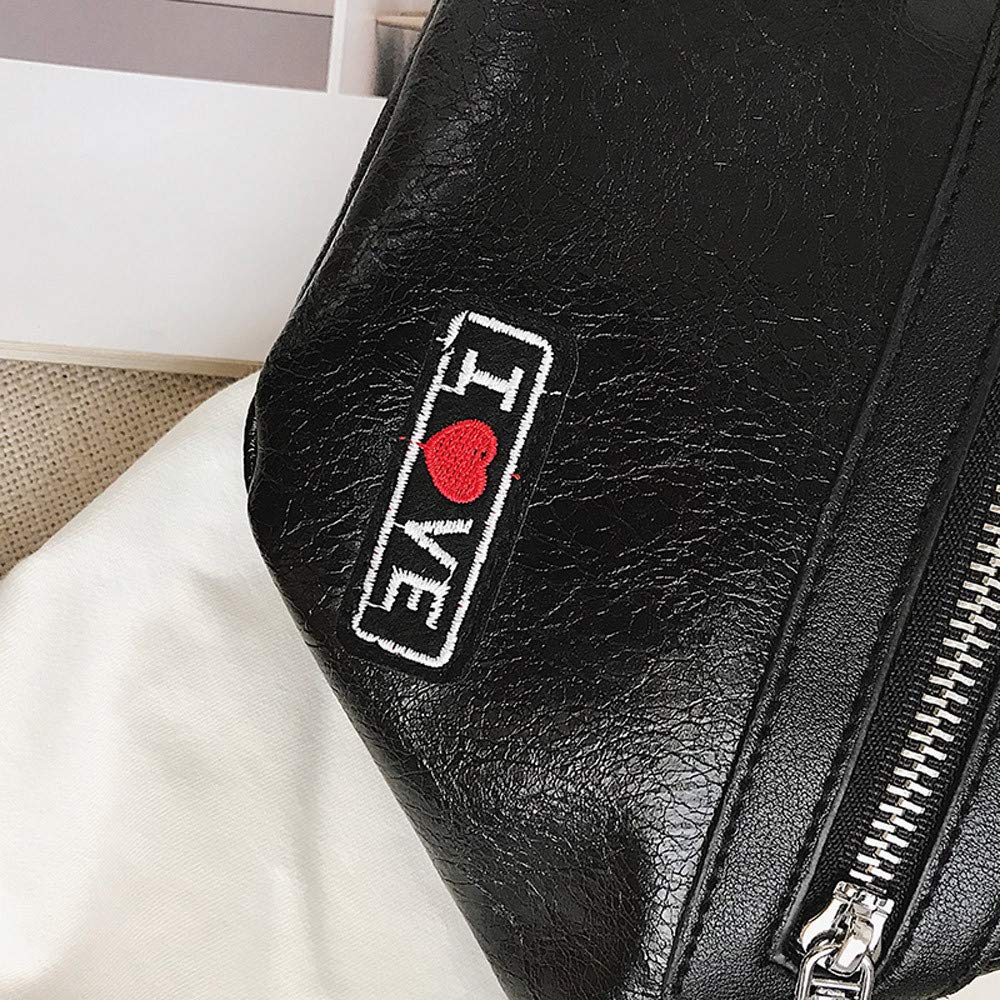 Crossbody Bags Dream Room Neutral Sport Leather Waist Bag Hand Bag Zipper Messenger Bag Chest Bag Coffee