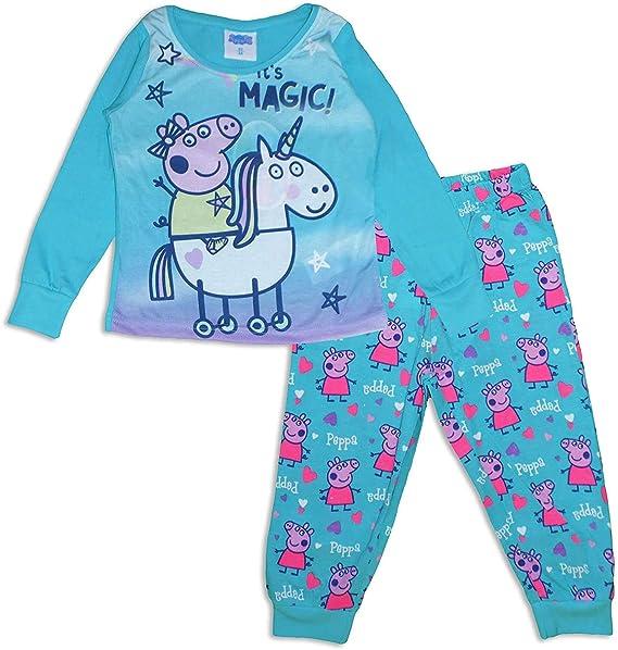 Peppa Pig - Pijama para niña: Amazon.es: Ropa y accesorios