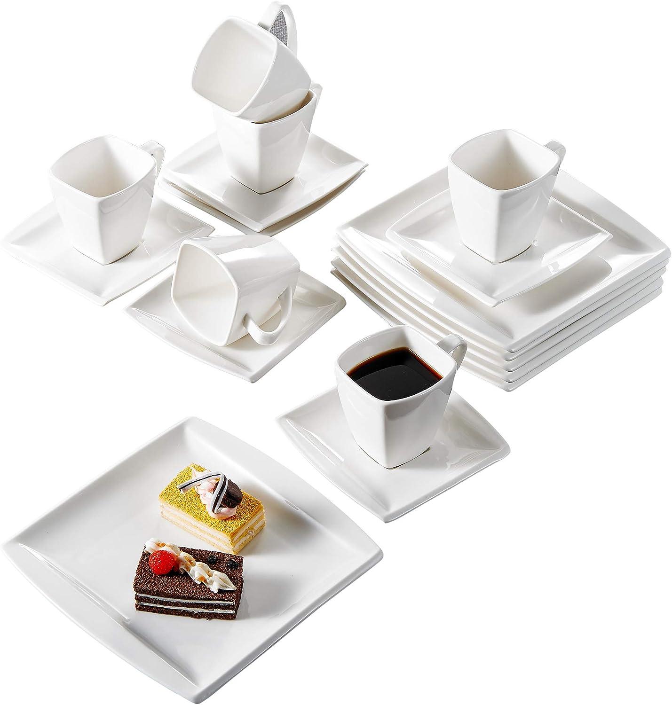 Piezas Vajillas de Porcelana - Completo
