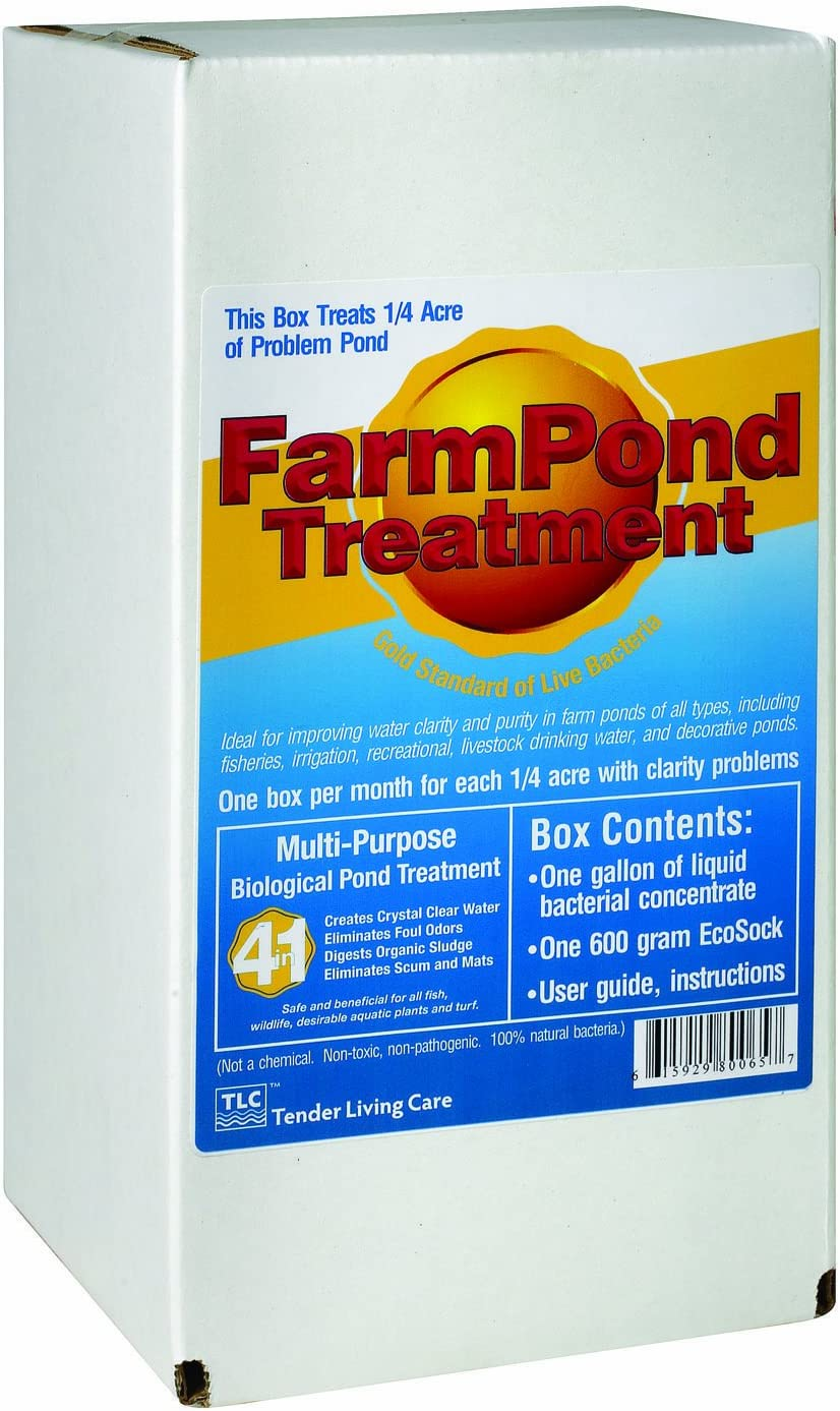 Farm Pond Treatment 80065 Multi Purpose Biological Pond Treatment