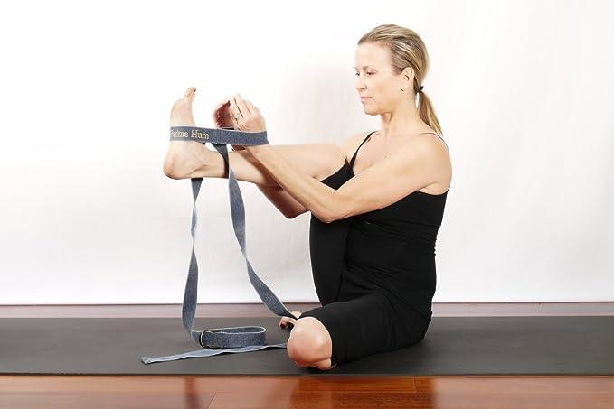 Amazon.com: All In One correa de yoga y Mat Carrier ...