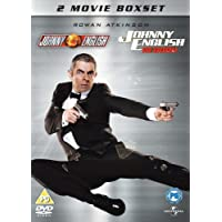 Johnny English /Johnny English Reborn Double Pack: I [DVD]