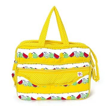 894843e3d96b Buy Advance Baby Stuff Jam Print Diaper Bag - Fruits (Yellow) Online ...