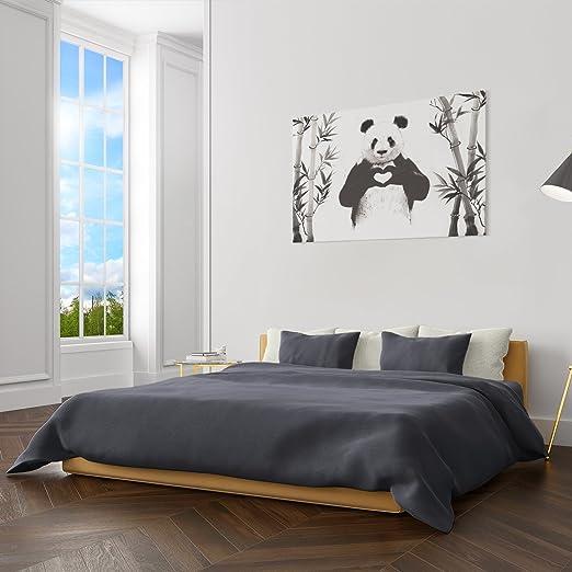 Bambaw Deckenbezug Aus Bambus Luxus Bettwasche Bambus Allergiker