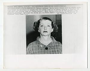 MOVIE PHOTO: Apple Annie-Bette Davis-7x9-B&W-Still-VG