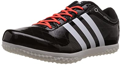 uk availability 80917 f5ba0 Shoe Running Adizero High Jump HJ FL Black M29587
