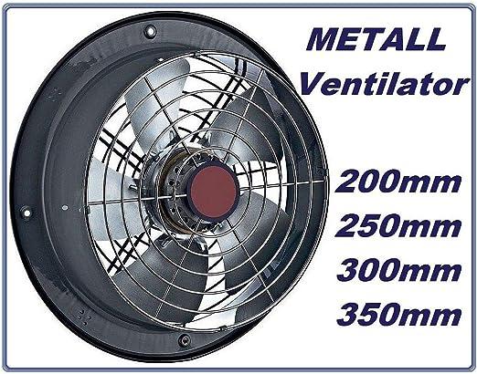 BDRAX 200 Industrial Axial Axiales Ventilador Ventilación ...