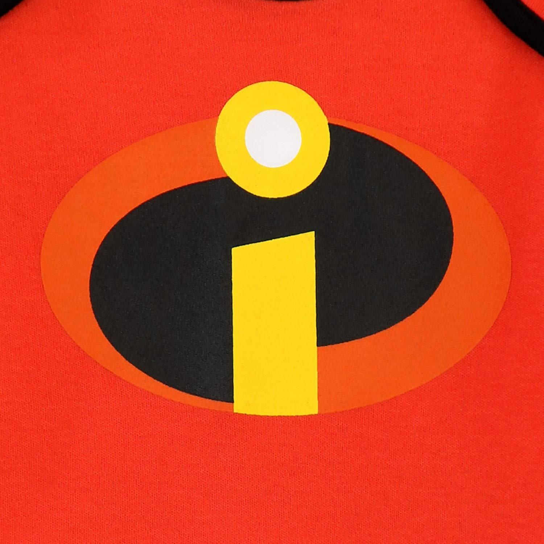 Disney Baby Boys The Incredibles Sleepsuit