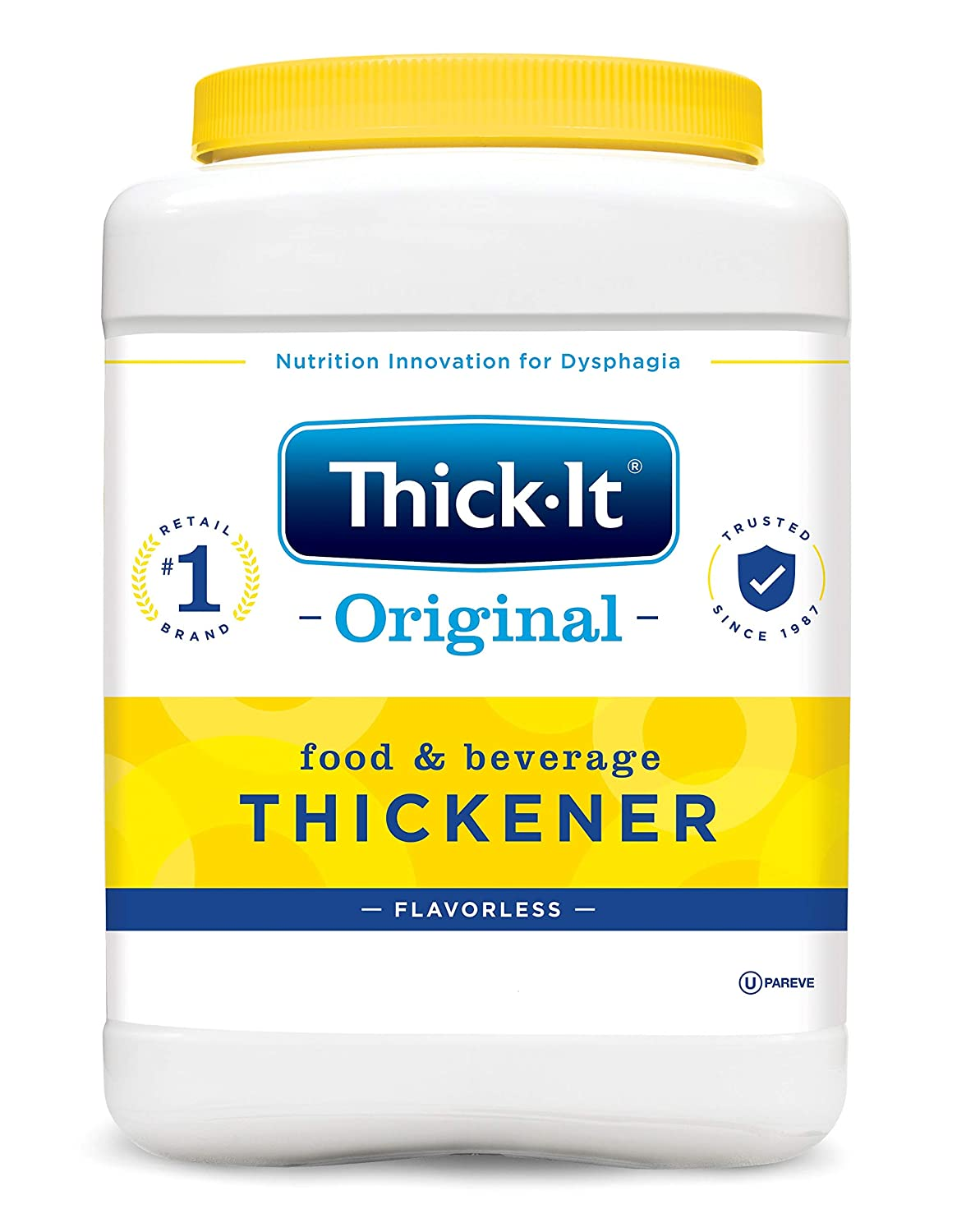 Thick It Instant Food and Beverage Thickeners, 10 Ounce -- 12 per case.