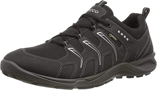Ecco Terracruise Men`s - Zapatillas de deporte para hombre, color negro (Black51052), talla 43: Amazon.es: Zapatos y complementos