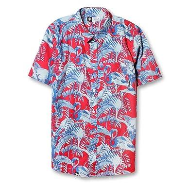 LRG Toucan Do It Short Sleeve Shirt Watermelon: Amazon.es: Ropa y ...