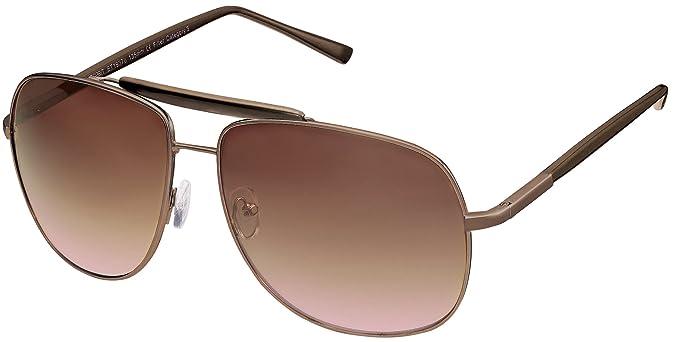ESPRIT Eyewear Unisex - Erwachsene Sonnenbrille, 19370, Gr. one size, Braun (535 brown)