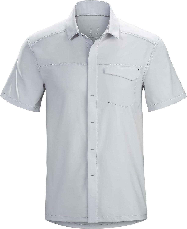 ARC'TERYX(アークテリクス) Skyline SS Shirt Men'sスカイライン シャツ メンズ 19076 B073TKGGVZ S|Delos Grey Delos Grey S